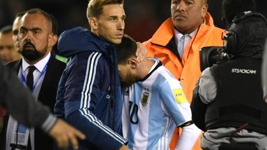 Argentina Venezuela Lionel Messi