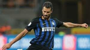 Antonio Candreva Inter Fiorentina Serie A 09252018