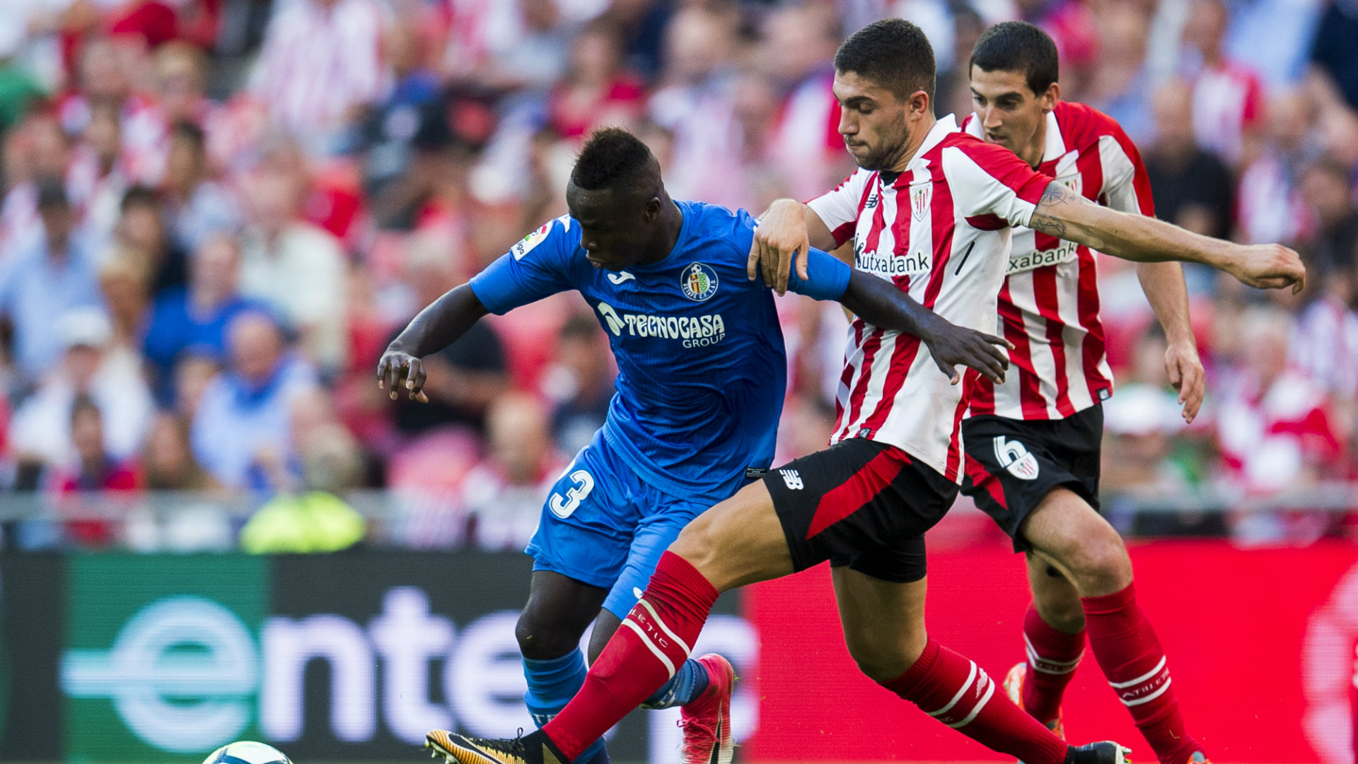 Unai Nunez, Athletic Bilbao 2017/18