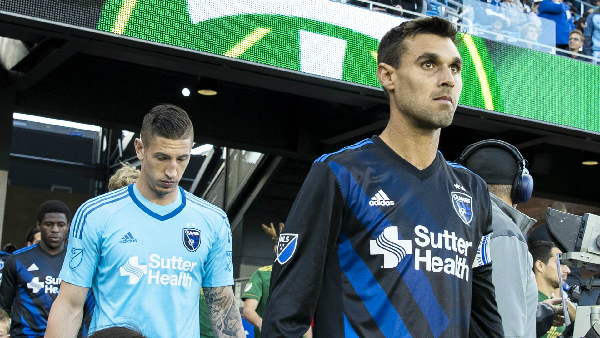 Chris Wondolowski David Bingham San Jose Earthquakes