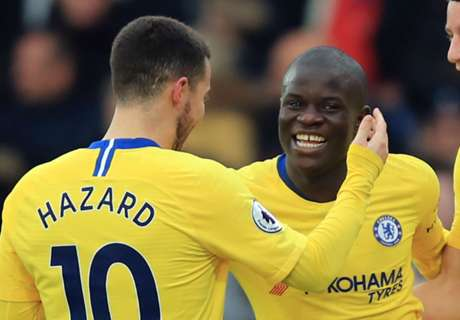 'Sarri-ball edging Hazard & Kante towards exits'