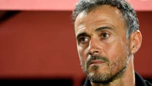 Luis Enrique España Croacia Spain Croatia UEFA Nations League 11092018