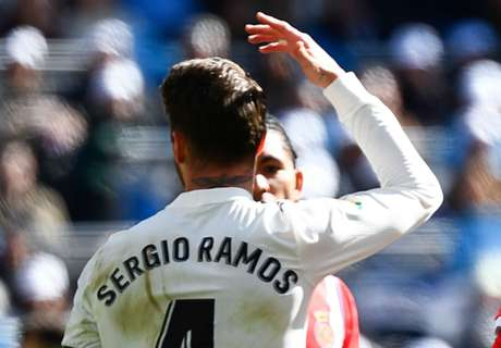 Ramos stretches La Liga record with 20th red card