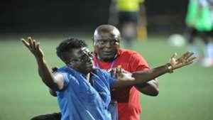 Mercy Tagoe - Ghana women coach
