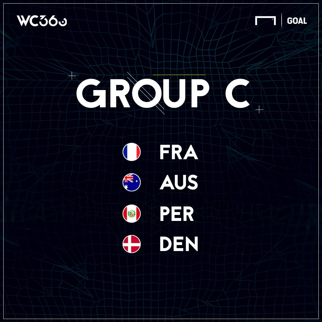 ロシアW杯グループC