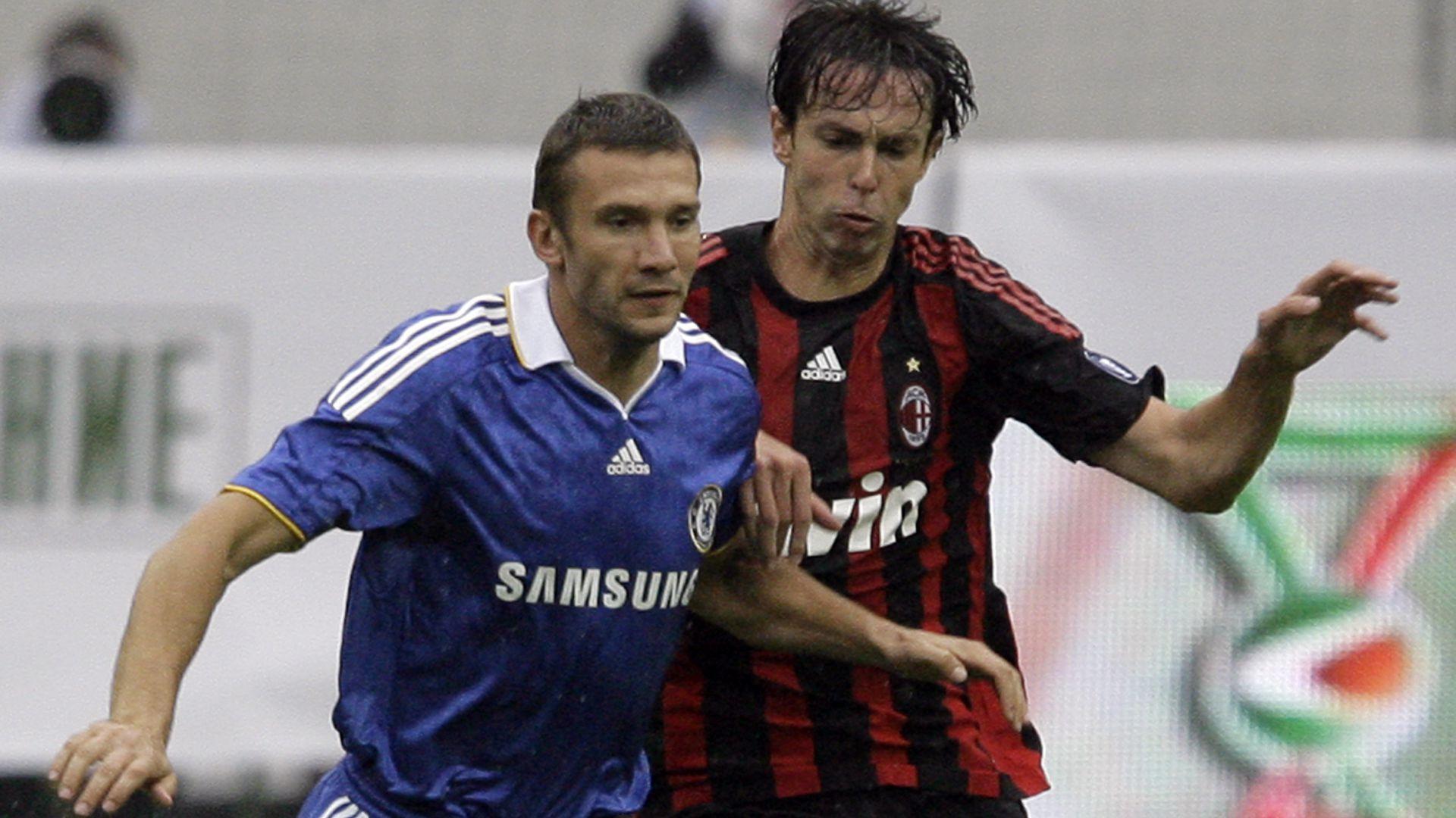 Chelsea AC Milan Shevchenko Digao