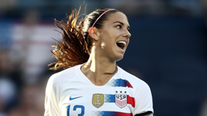 Alex Morgan USWNT Tournament of Nations