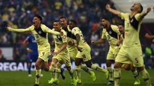 Cruz Azul América Apertura 2018