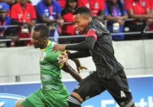 Baroka FC and Orlando Pirates clashed in the 2018 Telkom Knockout Cup final at the Nelson Mandela Bay Stadium on Saturday.