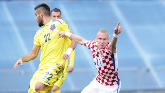 Vida Croatia Kosovo WC Qualification