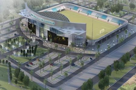New Dibba FC stadium