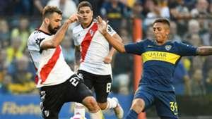 Pratto Almendra Boca River Superclasico Superliga 23092018