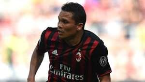 Carlos Bacca AC Milan 2017