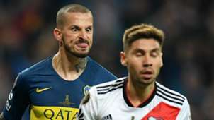 Dario Benedetto Boca Juniors 2018