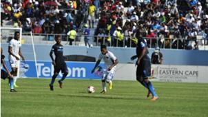 Chippa United vs Mamelodi Sundowns TKO