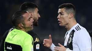Ronaldo Ichazo Torino Juventus