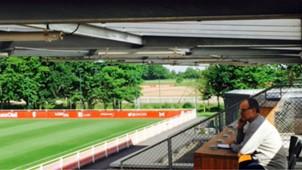 Marcelo Bielsa Lille Training 22052017