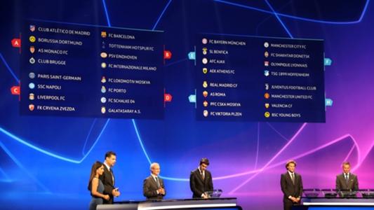 Auslosung Champions League 2021/15 Achtelfinale