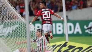 Uribe - Flamengo x Fluminense - 13/10/2018