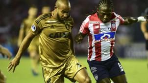 Yimmi Chará Junior de Barranquilla vs Sport recife Copa Sudamericana 2017