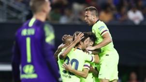 Arthur Barcelona Roma ICC 2018