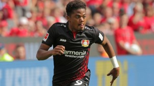 Leon Bailey Bayer Leverkusen 12052018