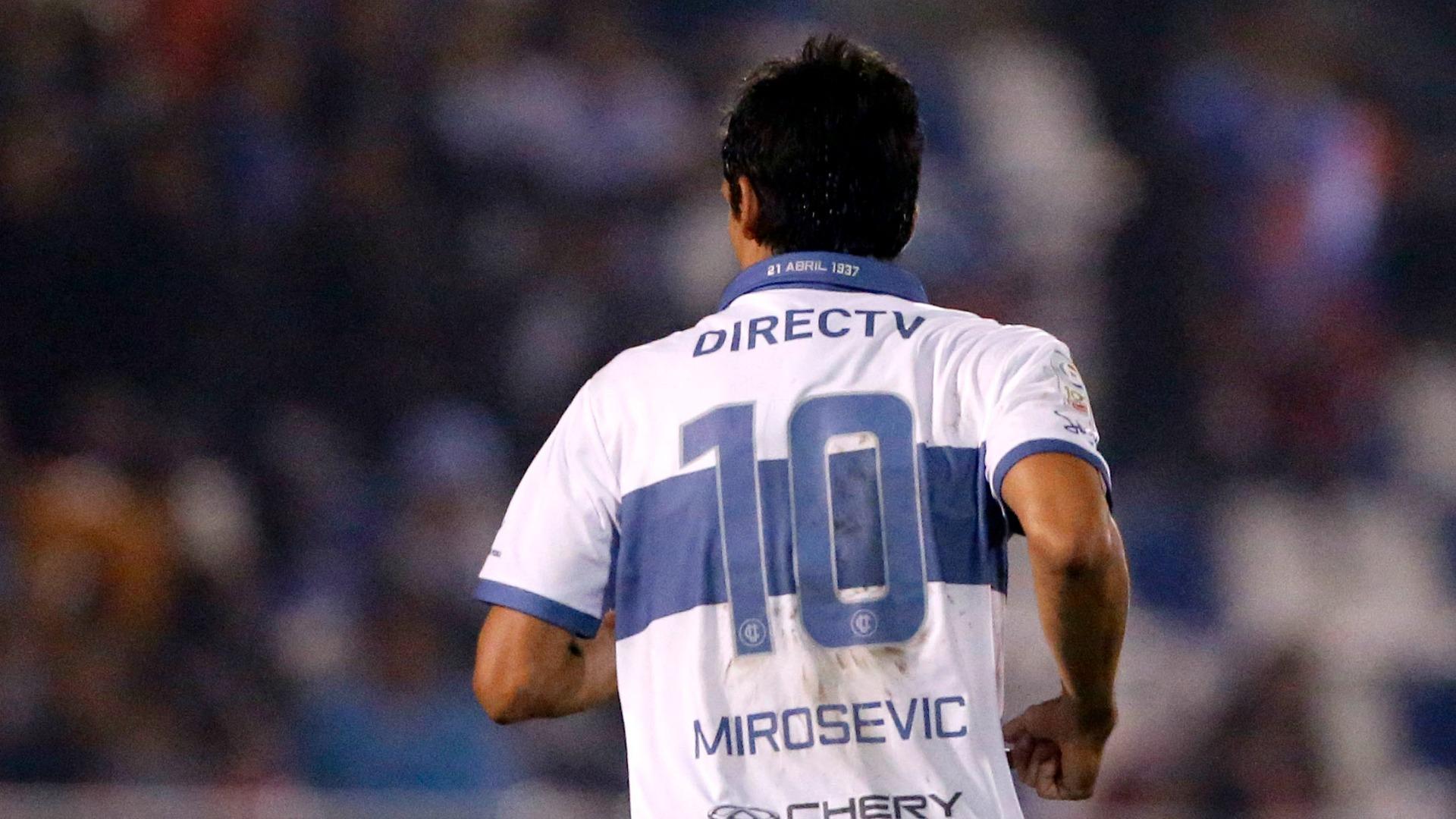 Los cinco hitos más importantes en la carrera de Milovan Mirosevic