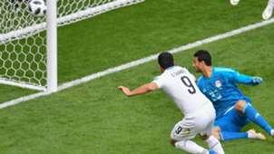 Luis Suarez Uruguay Egypt World Cup Russia 2018 15062018