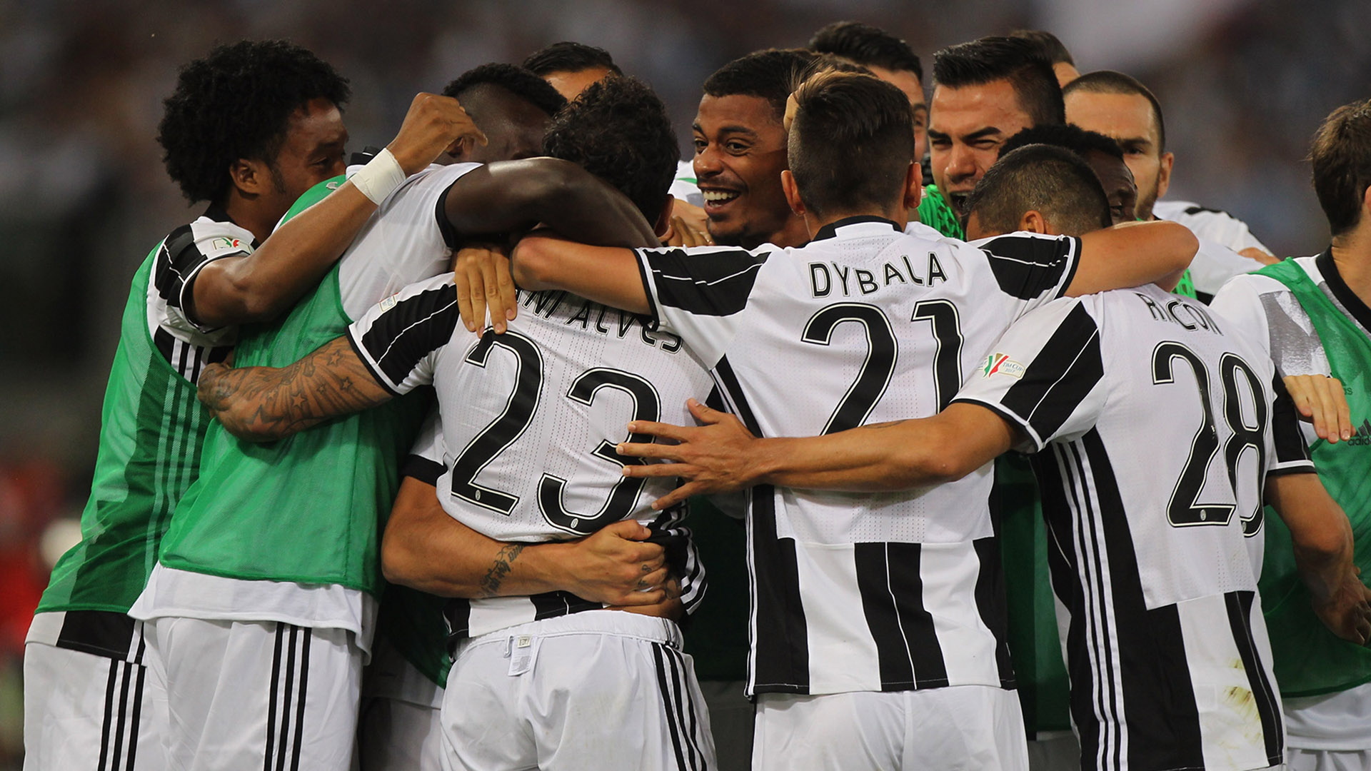 Probabili formazioni e diretta Tv Juventus-Lazio, finale di Coppa Italia