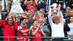 Arsenal FA Cup Final 2014