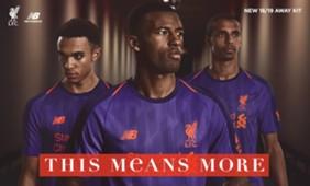 Liverpool idegenbeli mez 2018/19