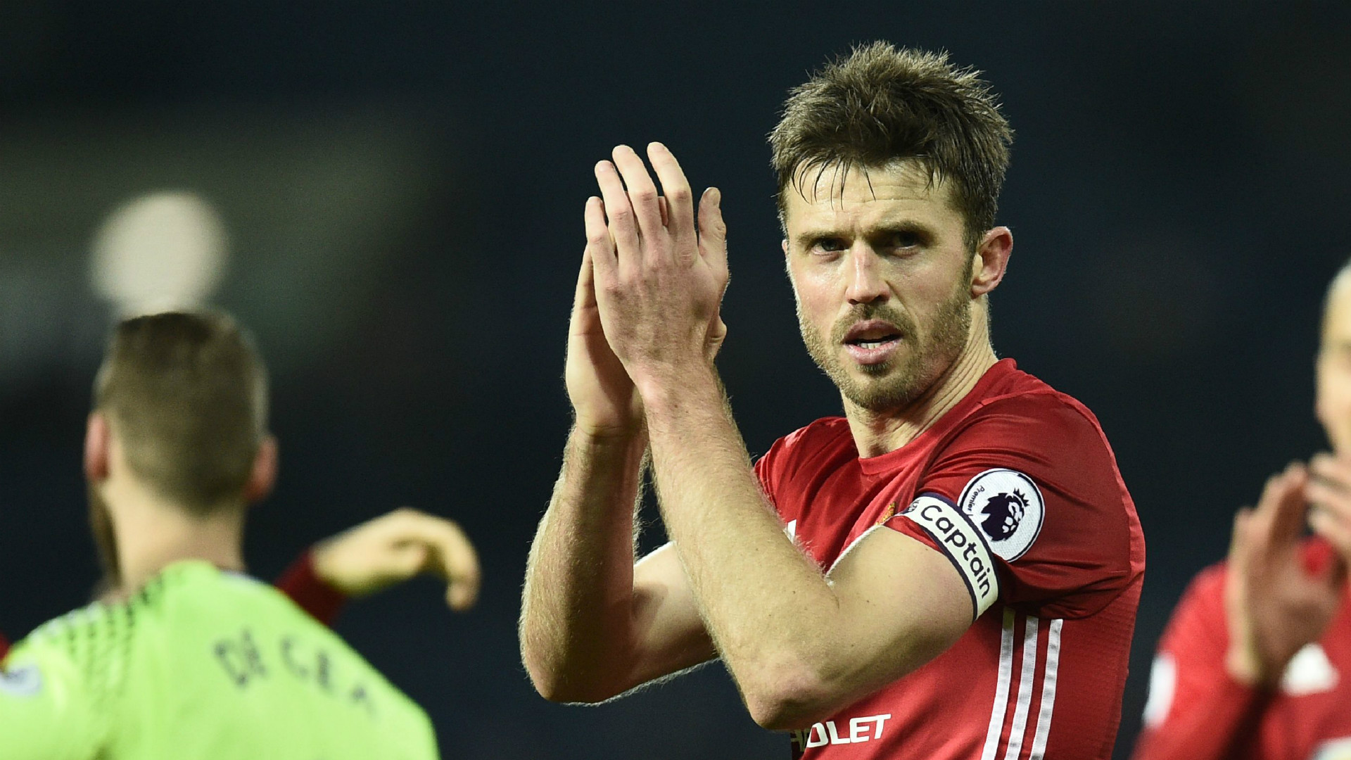Michael Carrick Manchester United Premier League