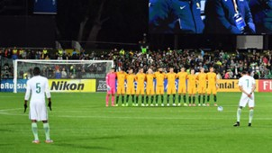Saudi Arabia Australia Asian World Cup qualifying