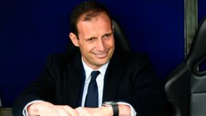 Massimiliano Allegri Juventus coach Serie A