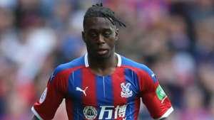 Aaron Wan-Bissaka Crystal Palace 2018-19