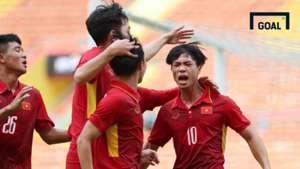U22 Việt Nam vs Campuchia
