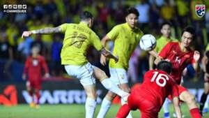 Nguyen Tuan Anh Vietnam vs Thailand King's Cup 2019