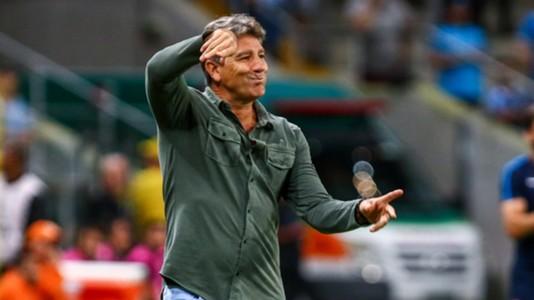 Renato Gaucho Gremio Cerro Porteno Copa Libertadores 01052018