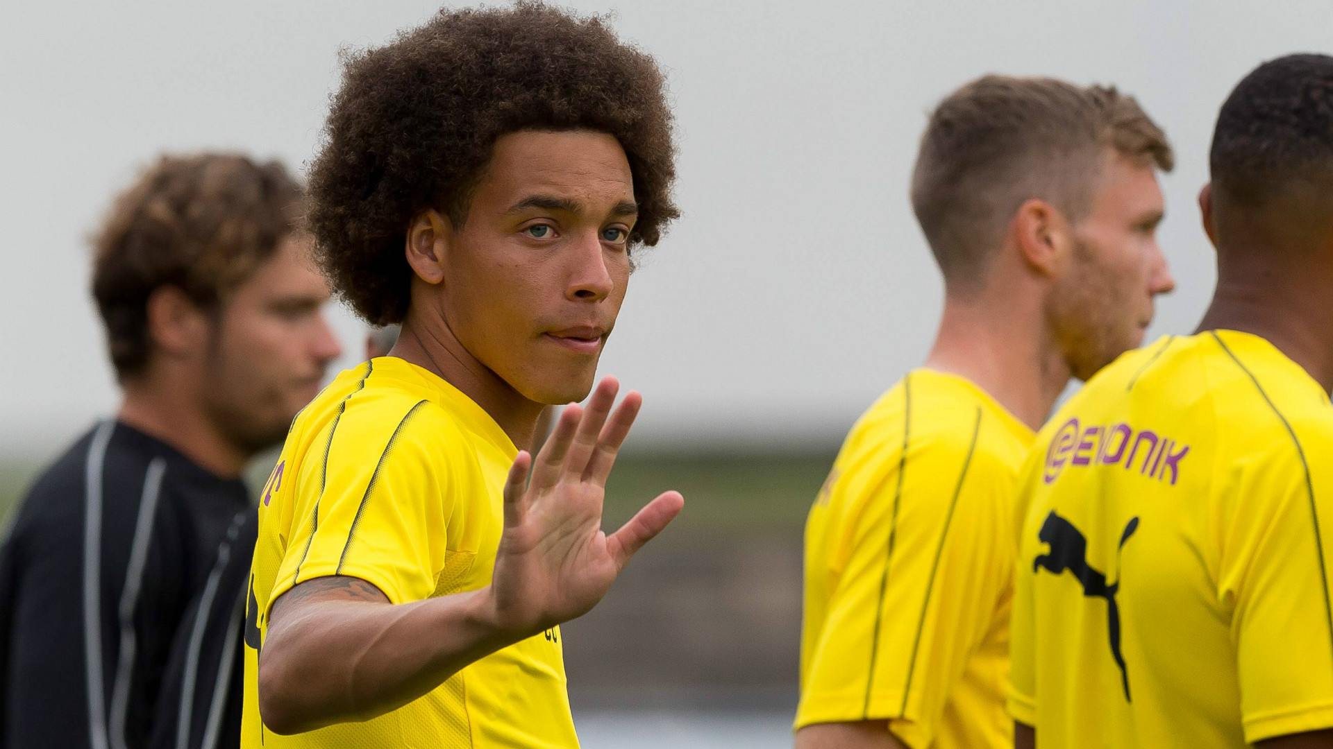 ONLY GERMANY Axel Witsel BVB 06082018