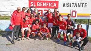 Benfica women's team