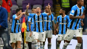 Everton Gremio Pachuca Club World Cup 12122017