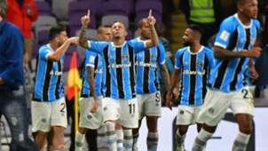 Everton Gremio Pachuca Club World Cup 12122017