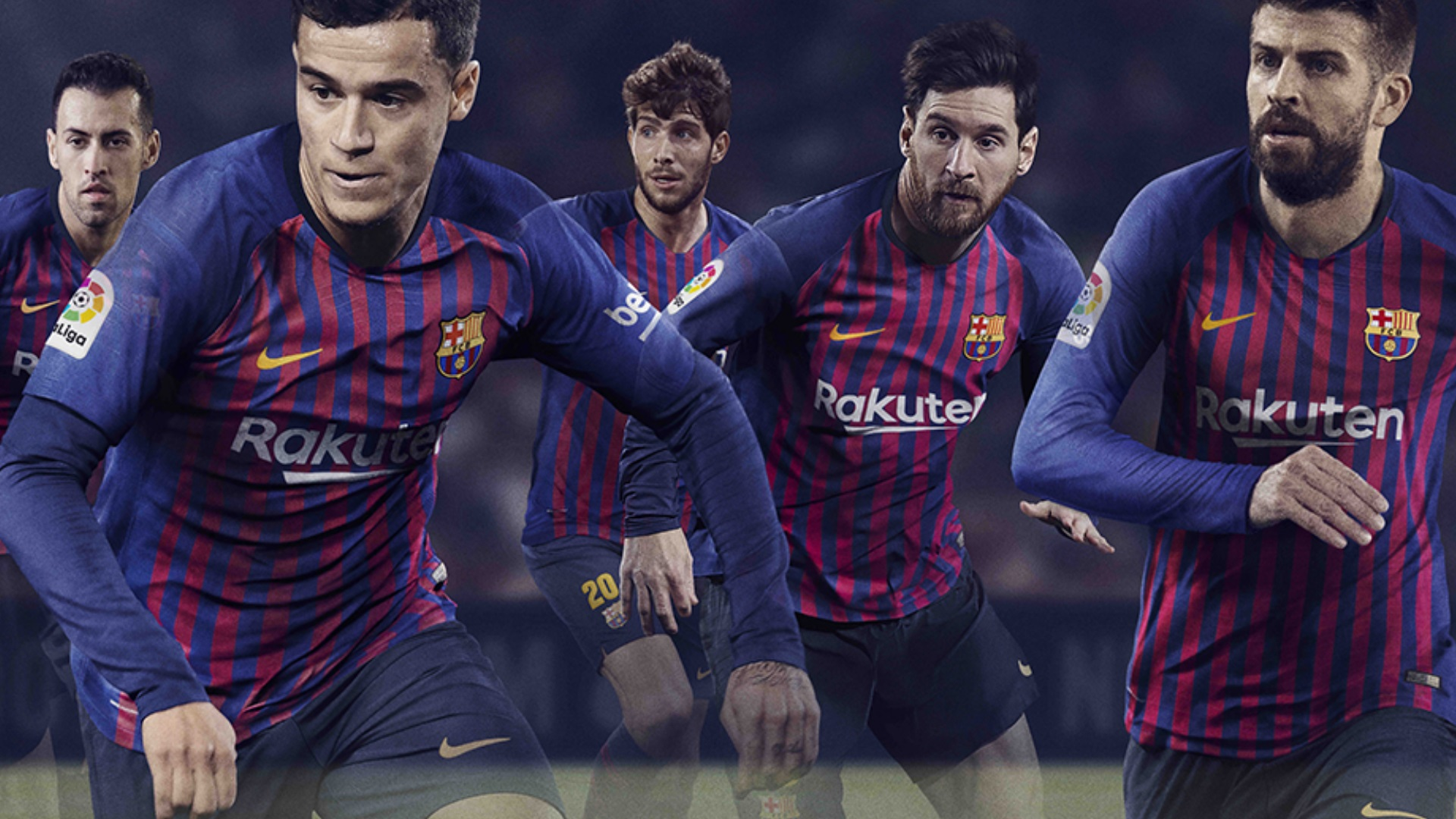 Barcelona  camisa 18-19 28 05 2018