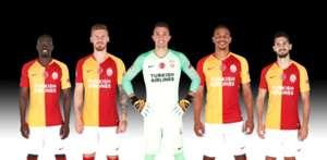 Galatasaray THY sponsor