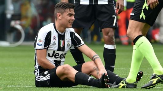 Paulo Dybala Sampdoria Juventus Serie A