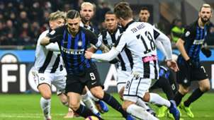 Mauro Icardi Inter Udinese Serie A