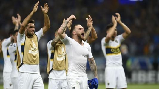 Cruzeiro Boca Copa Libertadores 04102018