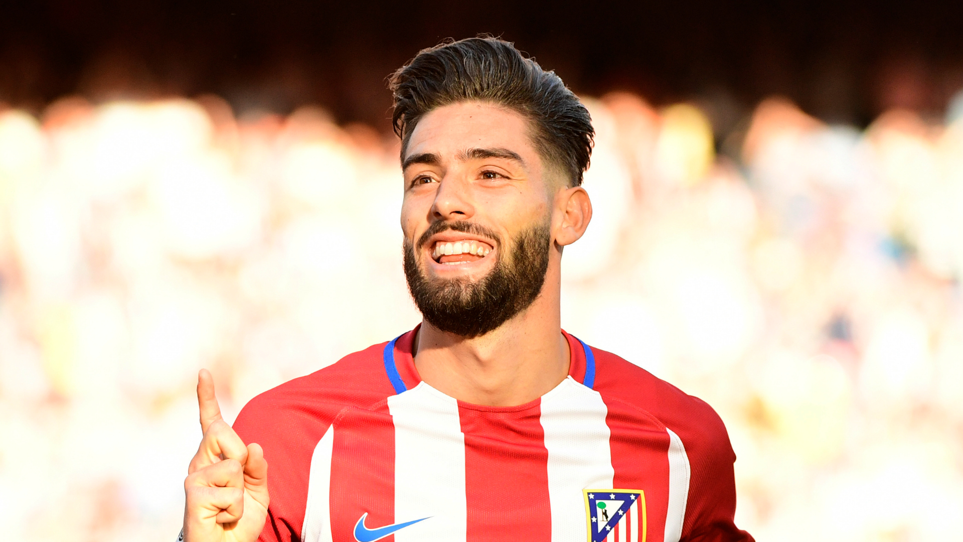 Yannick Ferreira Carrasco Atletico Madrid 2017