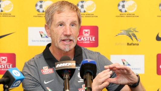 Stuart Baxter announces Bafana Bafana squad for four-nation tournament