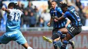 Lazio Atalanta Wallace Zapata